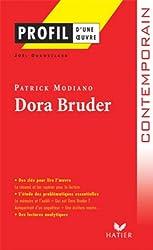 Profil - Modiano (Patrick) : Dora Bruder : Analyse littéraire de l'oeuvre (Profil d'une Oeuvre t. 292)