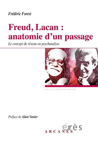 Freud, Lacan : anatomie d'un passage (Hypothèses) par Frédéric FOREST