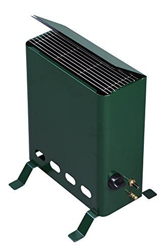 Tepro Gewächshausheizer mit Thermostat, Grün