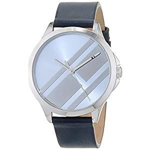 Tommy Hilfiger Womens Analogue Classic Quartz Watch with Leather Strap 1781964