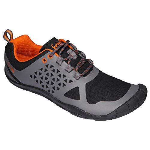 Freet Respond Barefoot Scarpa Minimal Running e Tempo Libero, Drop Zero, Correre Naturale (EU 38, UK 5)