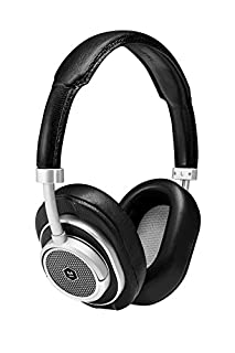 Master & Dynamic MW50+ Bluetooth 2-in-1 Wireless Headphones with 40 mm Beryllium Driver for High Sound, Converts from On-Ear Headphones to Over-Ear Headphones, Silver/Black (B07DJ18KY8) | Amazon price tracker / tracking, Amazon price history charts, Amazon price watches, Amazon price drop alerts