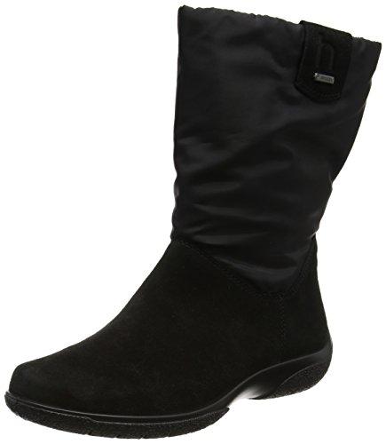Hotter Women's Orla Snow Boots, Black (Black), 5 UK 38 EU