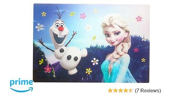 Disney Frozen Eiskönigin 2er Set Tischunterlage Platzdeckchen Malunterlage