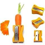 Herramienta de Cocina zanahoria pepino afilador pelador cortador de verduras
