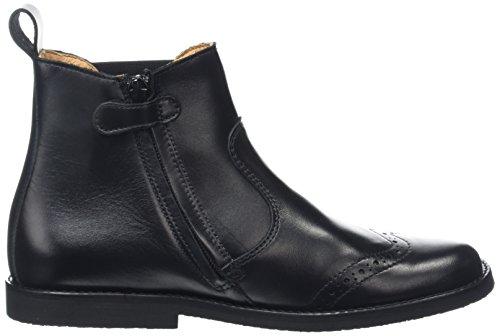 FRODDO Unisex Kids Ankle Boot Black G3160061, Bottes Chelsea Mixte Enfant Noir (Black)