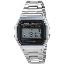 f49c2385b3f5 Casio A158WA - Reloj unisexo