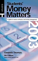 Students' Money Matters 2003