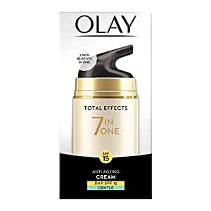 Olay Total Effects 7 In 1 Anti-Aging Skin Cream, SPF 15, 50g