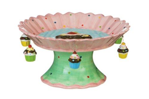 Premier Housewares Assiette à gâteau / cupcakes 25 cm