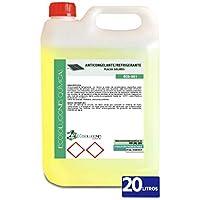 Ecosoluciones Químicas ECO-601 | 20 litros | Liquido Caloportador con base de Propilenglicol | Refrigerante-Anticongelante Placa Solar