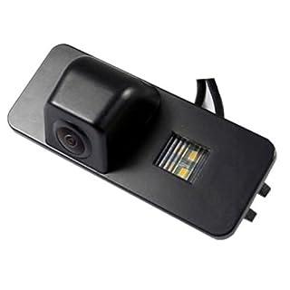 Akhan CAM08-11 - Farb Rückfahrkamera, Einparkhilfe, Kamera für Nummerschildbeleuchtung, Kennzeichenbeleuchtung
