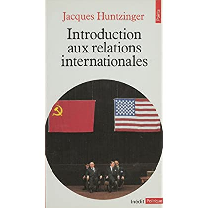 Introduction aux relations internationales (Points politique)