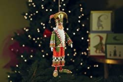 Patience Brewster Nutcracker Ornament - Krinkles Christmas D?or New 08-30788 By Patience Brewster