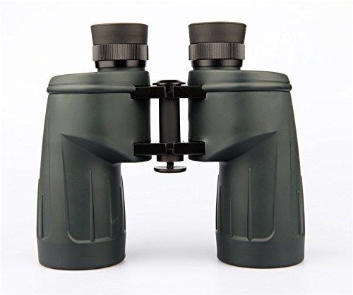 SHULING Classic Fashion Tragbare Low Light Level Nachtsicht Fernglas, 10X50 Outdoor Sport Ausrüstung Low-light-level