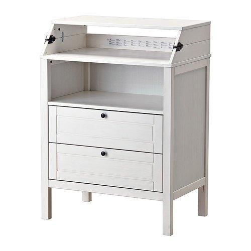 IKEA-SUNDVIK-Cambiador-cmoda-blanco-140x200-cm