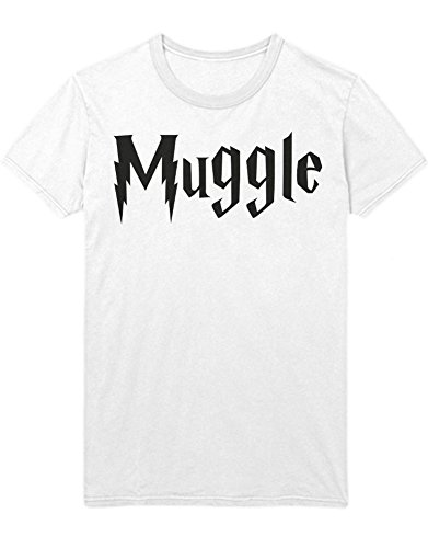 T-Shirt Harry Potter Fanartikel Muggle Weasley Quidditch Deathly Hallows Severus Snape Alter All This Time? C999947 Weiß
