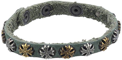 mgm-unisex-armband-flower-einfarbig-gr-1-grn-petrol-5