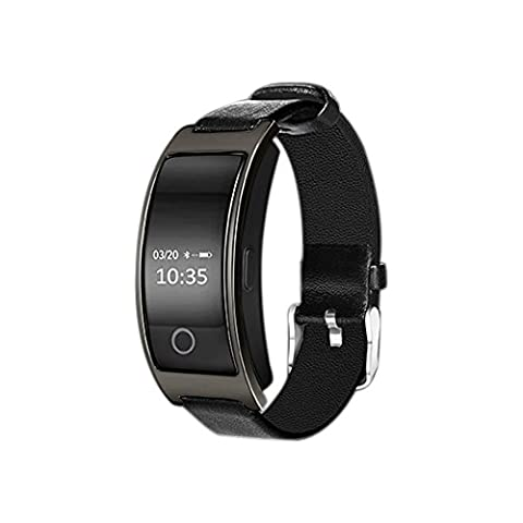 RGTOPONE Fitness Activity Health Tracker Medical Grade Blood Pressure & Heart Rate Detector/Pedometer/Calorie Counter/Telemeter/Drink Reminder/Sleep Monitor/Sedentary/Stopwatch/Call Notification Push/Smart Sports Bracelet Exercise Wristband for iPhone iOS Android Phone
