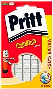 Pritt, 1444967, Gommini adesivi universali Multi-Tack, blister 95 pezzi
