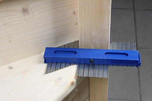 hedue P142 Profilschablone PS1 2 x 20 cm