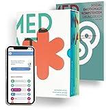 MedAT 2020 / 2021 Komplettpaket I Exklusives Paket aus Kompendium, MedAT-Simulation und E-Learning Zugang I Vorbereitungs-Box für den Medizinaufnahmetest in Österreich