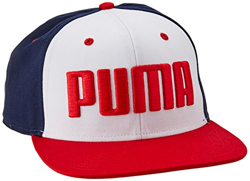 Puma Men's Baseball Cap (4056207740603_5292110_Blue)  available at amazon for Rs.349
