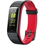 Willful Montre Connectée Smartwatch Femme Homme Enfant Bracelet Connecté Cardio Etanche IP68 Sport Podometre Smart Watch Marche Distance Running Vibrante pour Android iOS iPhone Samsung Xiaomi Huawei