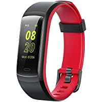 Willful Montre Connectée Femme Homme Smartwatch Bracelet Connecté Cardiofréquencemètre Etanche IP68 Montre Sport Smart Watch Vibrante Podometre Marche Distance Running Montre Intelligente Android iOS