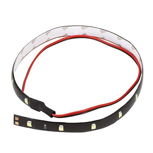 Preisvergleich Produktbild Winbang 30CM 15 LED Super Bright Auto Auto-Streifen-Licht Flexible Motorrad-Streifen-Licht