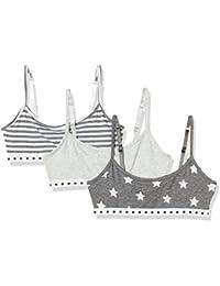 Marks & Spencer Girls's Plain Vest (Pack of 3)