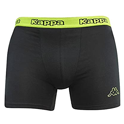 Kappa – Bóxers – para Hombre Amarillo Amarillo Large