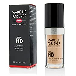 Make Up For Ever Ultra HD Invisible Cover Foundation -  R220 (Pink Porcelain) 30ml/1.01oz