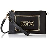 Versace Jeans Couture Wallet for Women- Black/Gold
