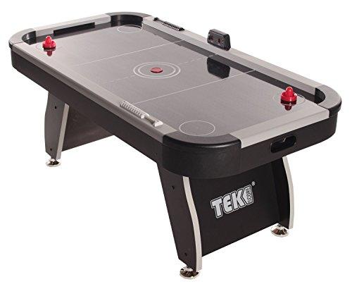 Tekscore Jet 6ft Air Hockey Table (Silver)