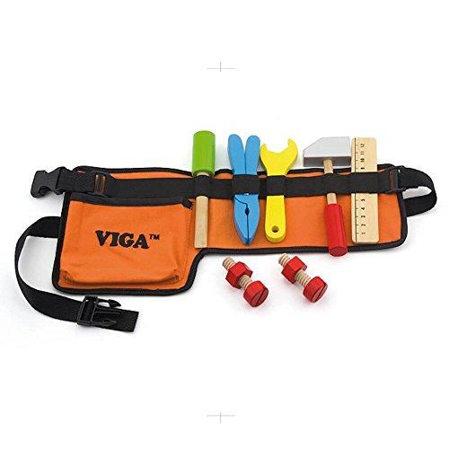 New Classic Toys Werkzeuggürtel mit Zubehör Viga Toys