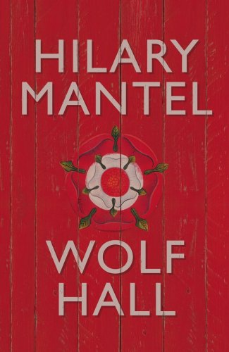 Book cover for Wolf Hall