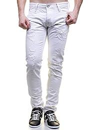 Jeans Japans Rags Jh711basicwt316 711 Basic White 1001
