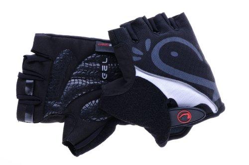 Ultrasport Fahrrad Handschuhe, schwarz, XL, 10214 - 3