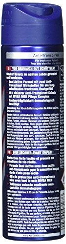 NIVEA MEN Dry Impact Deo Spray im 6er Pack (6 x 150 ml), Antitranspirant für ein trockenes Hautgefühl, Deodorant mit 48h Schutz