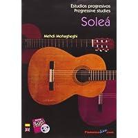Estudios progresivos de Guitarra Flamenca (Soleá) // Progressive studies for Flamenco Guitar (