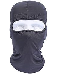 ecyc al aire libre equitación pasamontañas Bandana máscara de bicicleta motocicleta cuello, mujer hombre, A04:BF-03