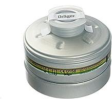 Dräger - Filtro de defensa civil (ABC, con rosca de DIN EN)