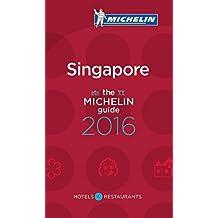 Singapore 2016: The Michelin Guide