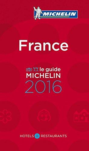 Le Guide MICHELIN France 2016