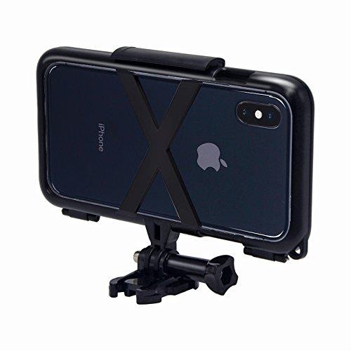 Fang-covers, Phone Custodia cover Per IPhone X, PC Spugnette antiurto per decespugliatori, sport, custodia protettiva con parti per iPhone X,Custodia Per IPhone X