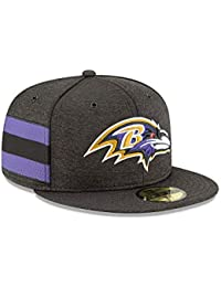 New Era 59 FIFTY Cap – Sideline Home Baltimore Ravens c96056026218