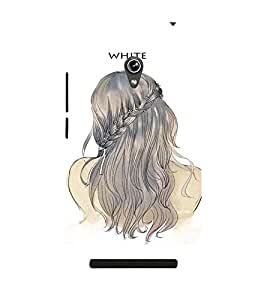 EPICCASE Beautiful hair Mobile Back Case Cover For Asus Zenfone 6 (Designer Case)