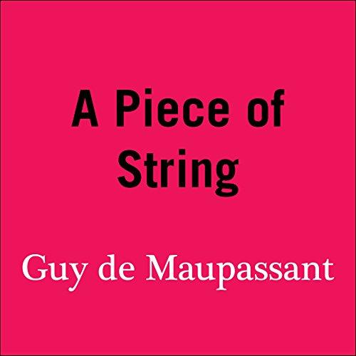 A Piece of String  Audiolibri