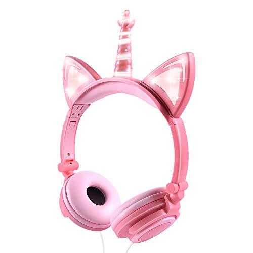 Auriculares Unicorn para niños